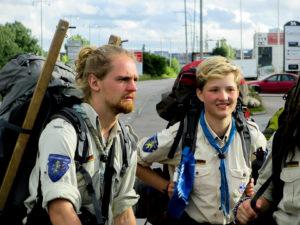 Sippling und Sippenführer: In den Kleingruppen wird das Gemeinschaftsgefühl am deutlichsten wahrgenommen